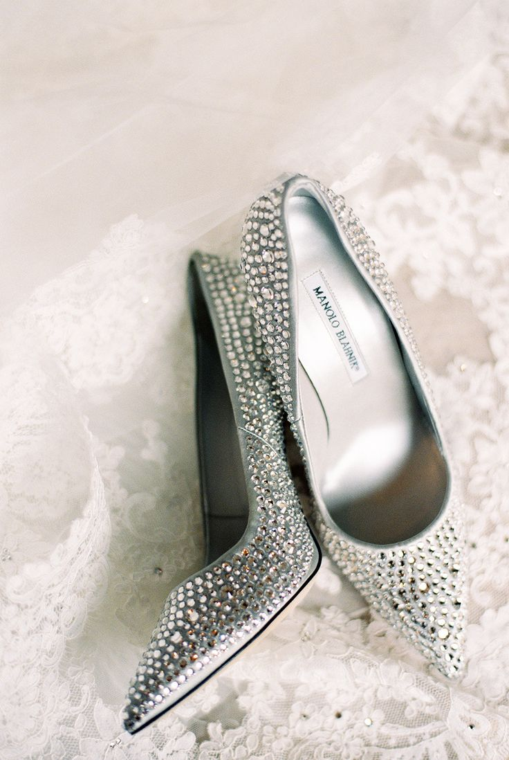 Manolo Blahnik Shoes | #Glitz and #Bling! | Nancy Aidee Photography
