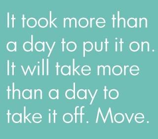Start now.