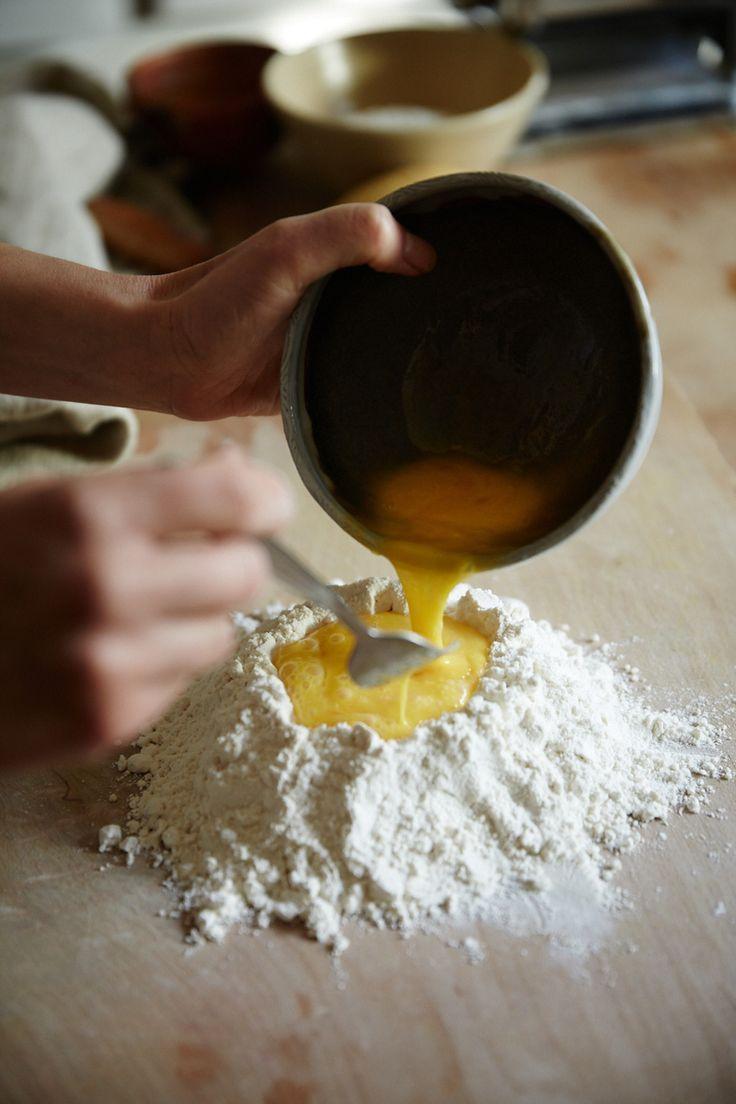 Hearth Cooking: Making Fresh Pasta Kinfolk