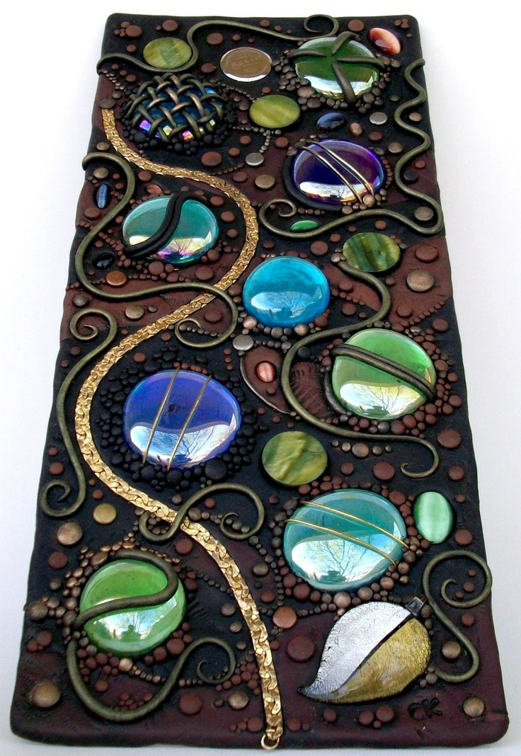 Alto Mosaico piastrelle di argilla polimerica