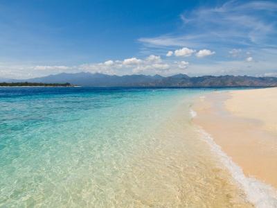 One day I will vacation in Bali! Gili Island beach - Bali, Indoneisa