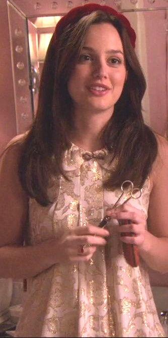 GG S1E11 (Roman Holiday): Blair Waldorf