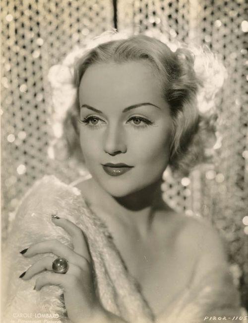 Carole Lombard, 1930's