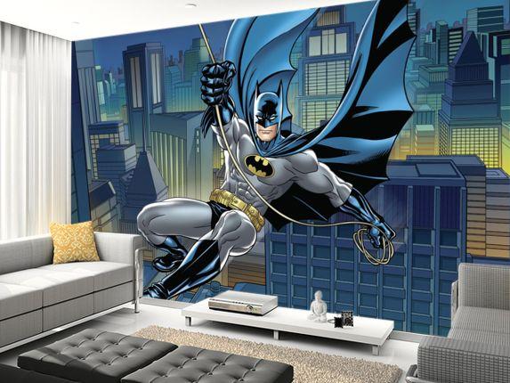 if you love batman dc comics like we do then adding a on wall murals id=82660