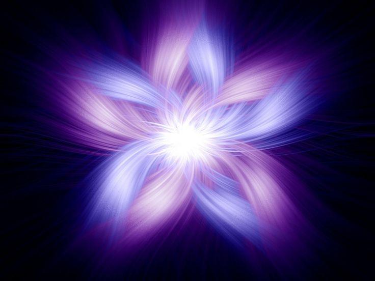 La llama Violeta - The Violet Flame
