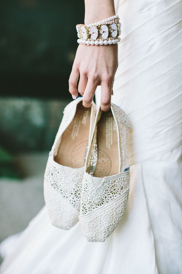 These Shoes Were (Definitely Not) Made for Walking- Wedding Shoes on earlyivy.wordpress.com
