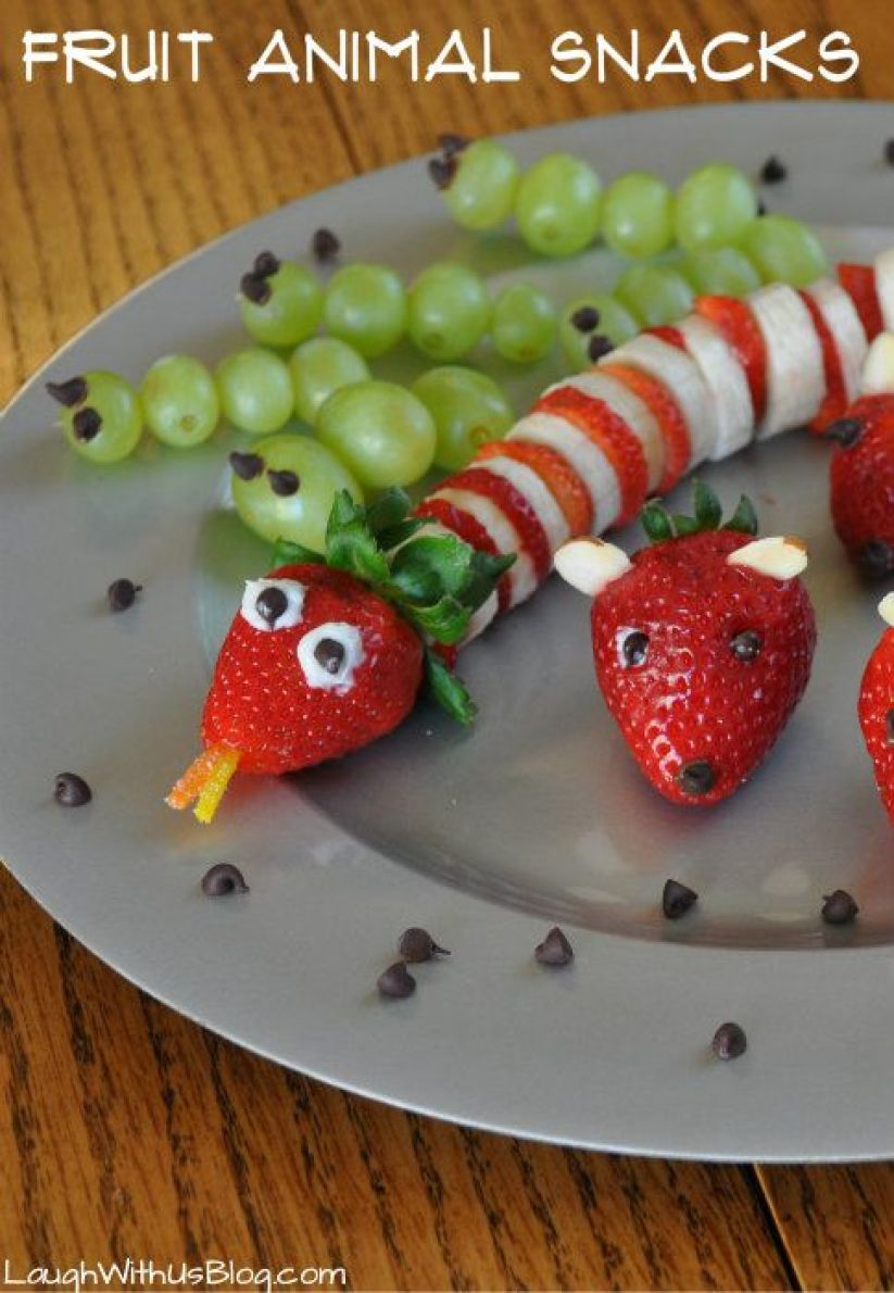 25 fun and healthy snacks for kids uplifting mayhem for How to make homemade healthy snacks