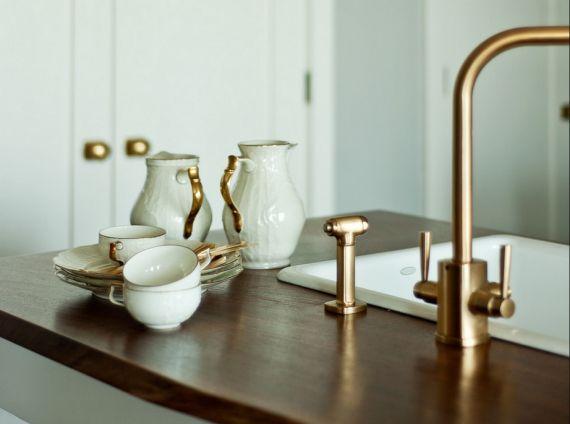 2013 Design Trend Brass
