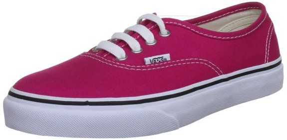 Vans Unisex Authentic Classic Canvas Trainer VRQZ7IM: Amazon.co.uk: Shoes & Bags