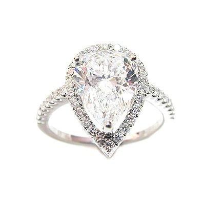 Image Result For Wedding Rings Teardrop