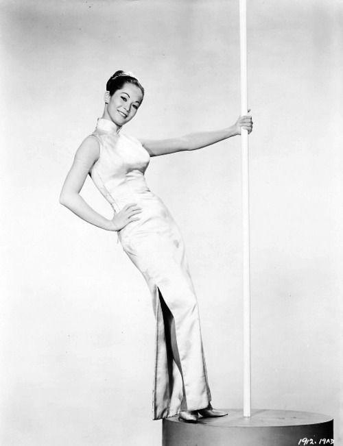 Nancy Kwan, 1961