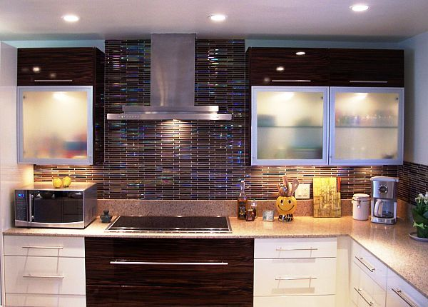 12 unique kitchen backsplash designs on kitchen ideas unique id=41904