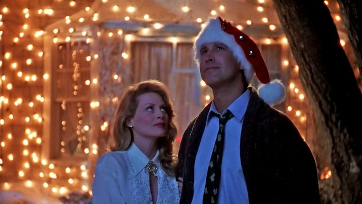 Lighting your house like Clark Griswold. #Christmas #Decorating #AAChristmas