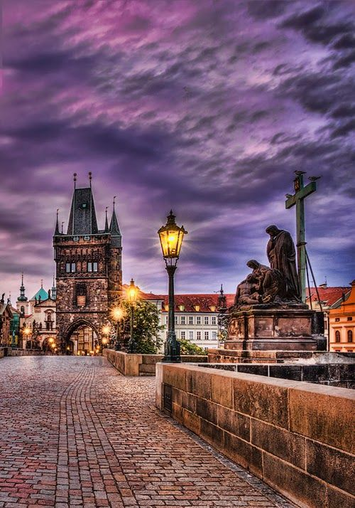 Charles Bridge, Prague Czech Republic