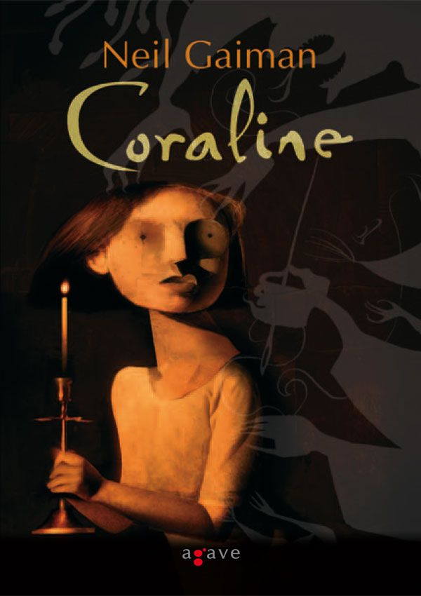 Coraline - Neil Gaiman | Books Worth Reading | Pinterest