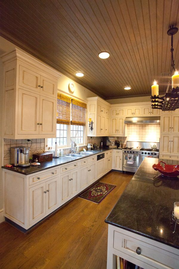 kitchen cream cabinets wood ceiling crittersitters pinterest on kitchen cabinets to the ceiling id=37917