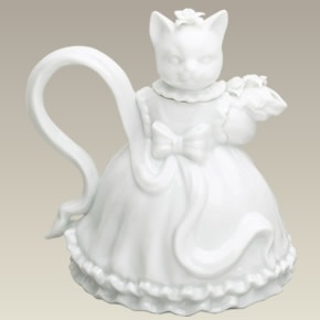 Cute Cat Teapot