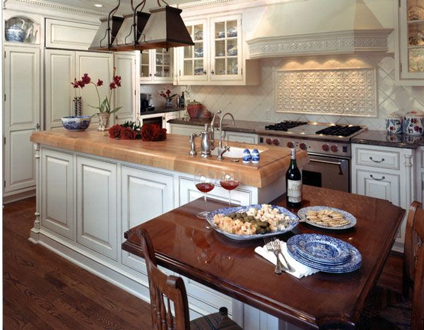 extended kitchen island with seating house ideas pinterest on kitchen island ideas eat in id=97569