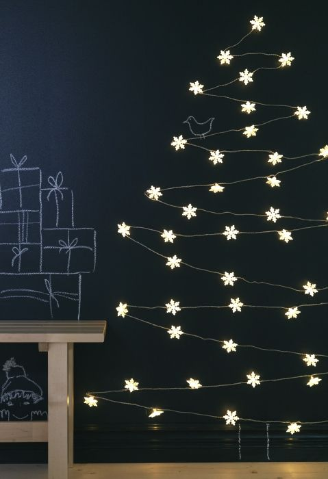 Via IKEA | STRÅLA Christmas Lights | Nordic Christmas