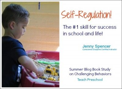 Self-Regulation: the #1 skill for success in school and life!