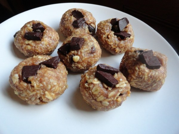 My favorite homemade protein snack! | Healthy Living ...