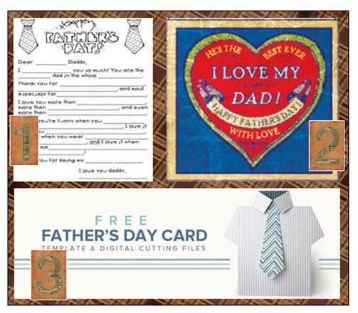 Pinterest Fun: Father's Day Crafts Round Up