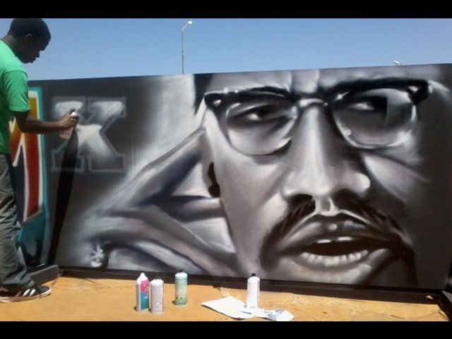painting on the wall zuru kenya swift9