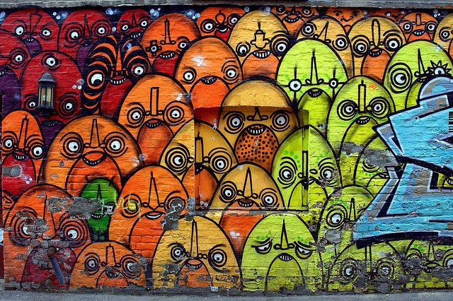 Swarm by Today is a good day, via Flickr