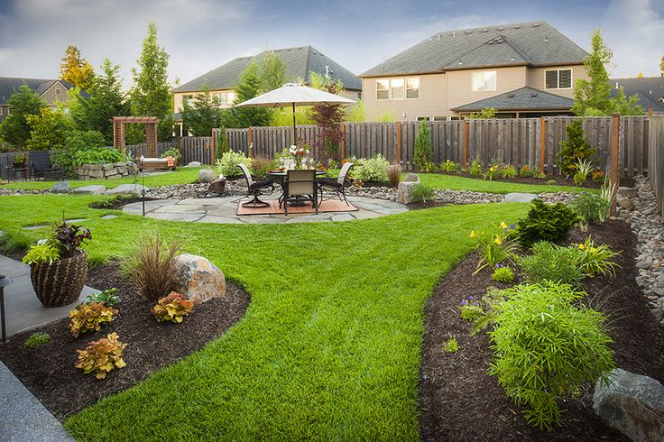 Canadian Landscaping Ideas For Backyard - Ztil News on Backyard Decor Canada id=98767