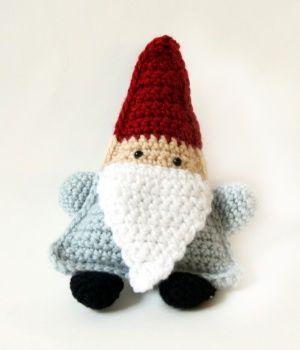 Amigurumi Gnome: fp triangle9