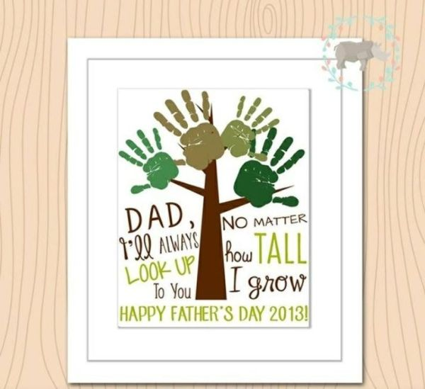 Father's Day craft | Daddy