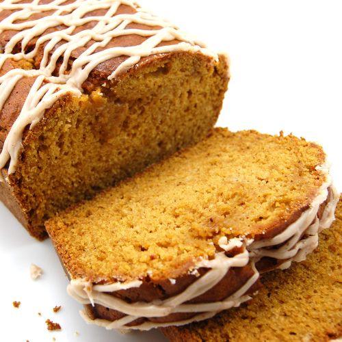 Pumpkin Bread   makes 2 loaves  Yummy!!