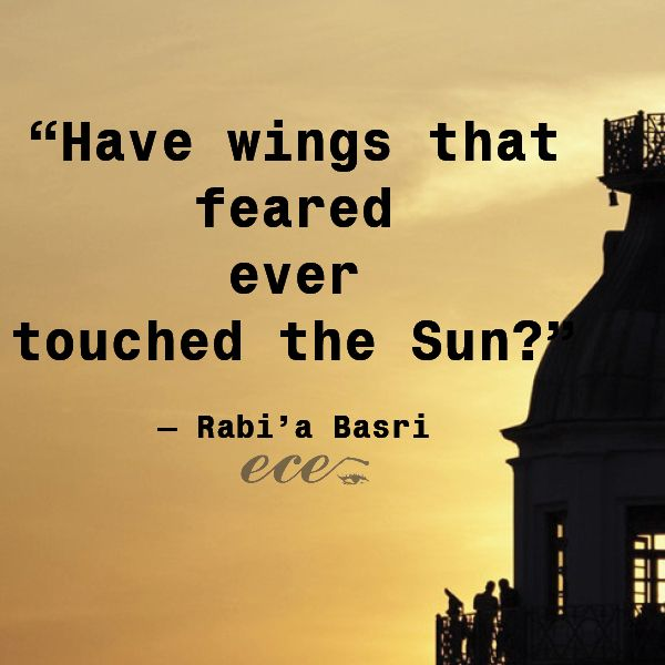 14 Inspirational Quotes by Middle Eastern Poets to Live by in 2014 - Rabi'a Basri