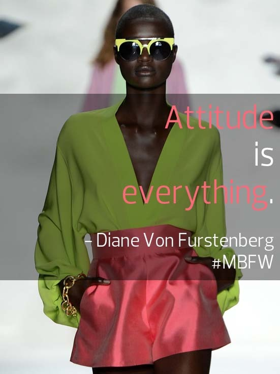 Attitude by Diane von Furstenberg