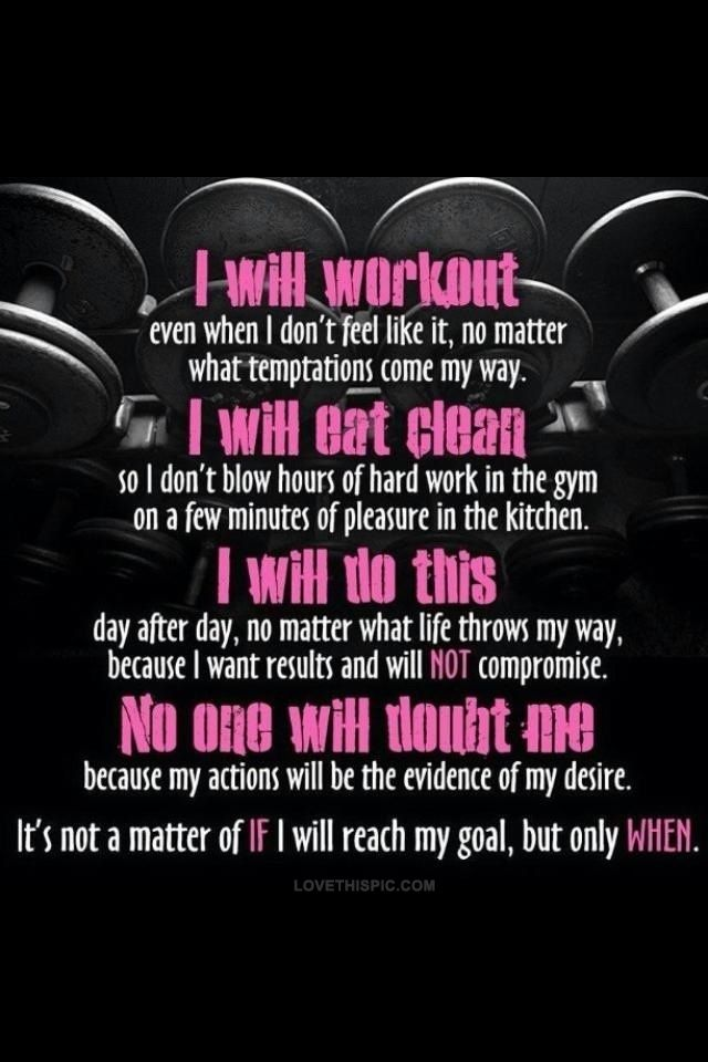 Workout Motivation fitness