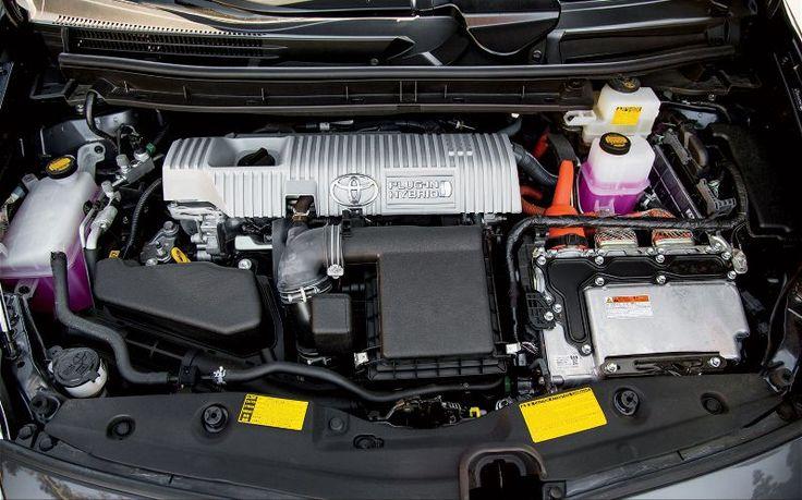 Toyota Prius Engine Swap