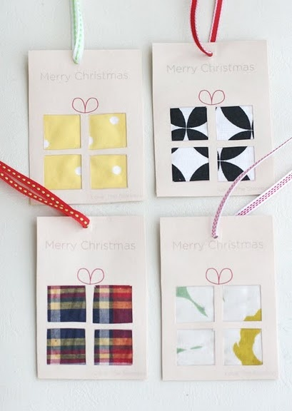 perfect DIY gift tags