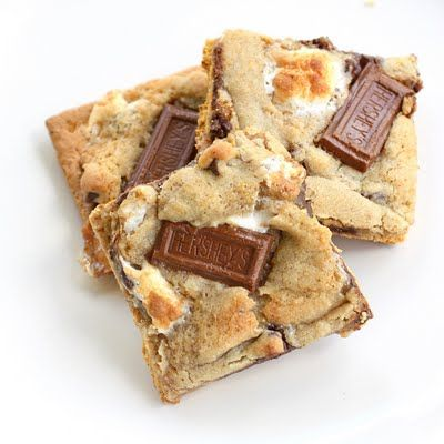 These S'mores Cookies are my new favorite! Tried them for the first time for a cookie swap and have been addicted ever since ...