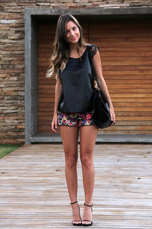#look #style #shorts #fashion