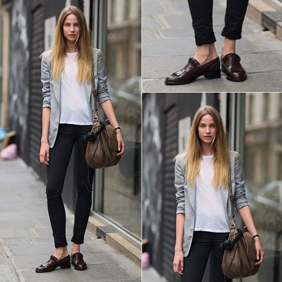 Mocassim #mocassim #streetstyle #confort #style #moda #look #looks #fashion