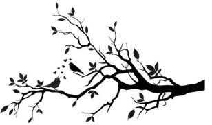 Image result for tree branch silhouette