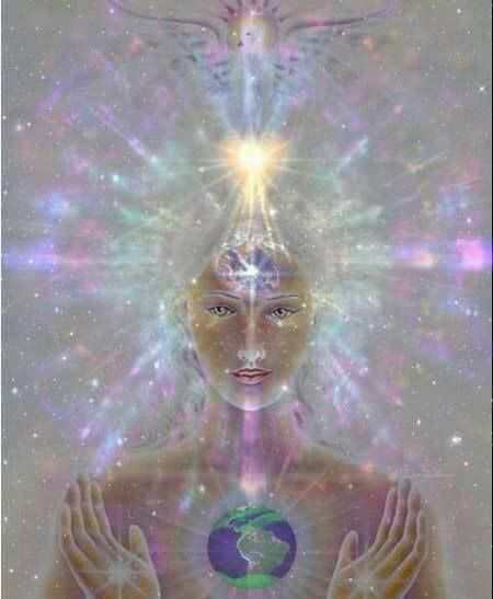 Awakened... Open to the Highest Realms of Spirit... Radiant Beams of Love, Light, Peace & Happiness... Open to Love... Feeling it through my Mind, Body & Soul...Taking it in..