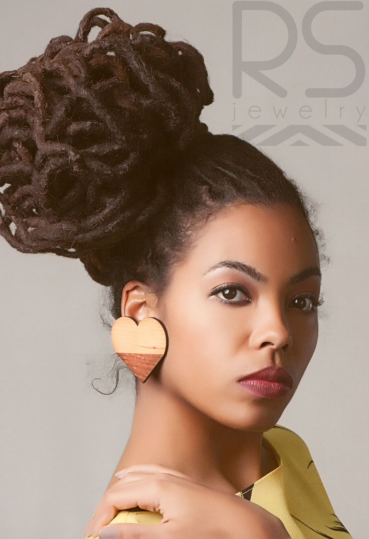 Awesome 101 Ways To Style Your Dreadlocks Art Becomes You Short Hairstyles For Black Women Fulllsitofus