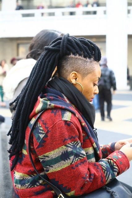 Pretty Girl Rock | Trending hairstyle for natural hair
