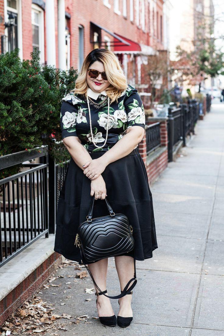 Nicolette Mason: {STYLE} Florals? For Winter? Groundbreaking.