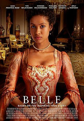 Belle (2014) Inspired by the true story of Dido Elizabeth Belle, the illegitimate mixed race daughter of Admiral Sir John Lindsay. Raised by her aristocratic great-uncle Lord Mansfield and his wife, Belle's lineage affords her certain privileges, yet her status prevents her from the traditions of noble social standing. While her cousin Elizabeth chases suitors for marriage, Belle is left on the sidelines wondering if she will ever find love.,,