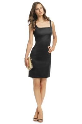 Calvin Klein Collection Pick Up Line Sheath