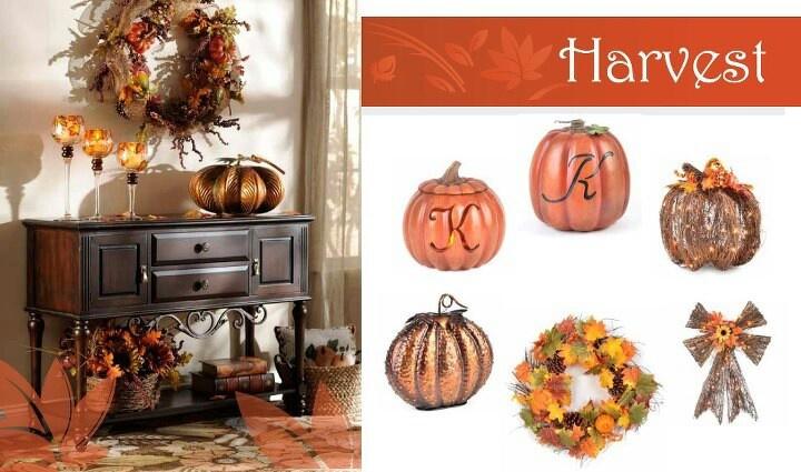 Kirkland's autumn home decor. on Kirkland's Decor Home Accents id=27707