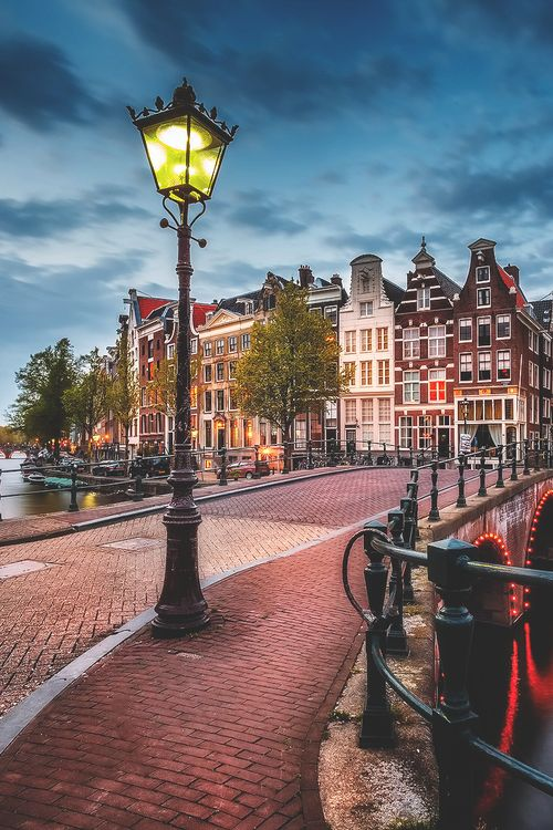 Amsterdam, The Netherlands #Holland