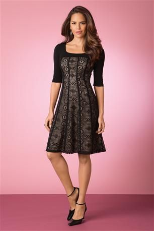 Lace-Panelled-Dress